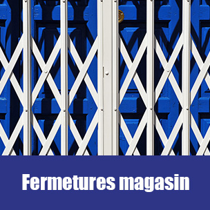 Fermeture magasin